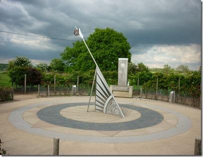 15 Bosworth sundial