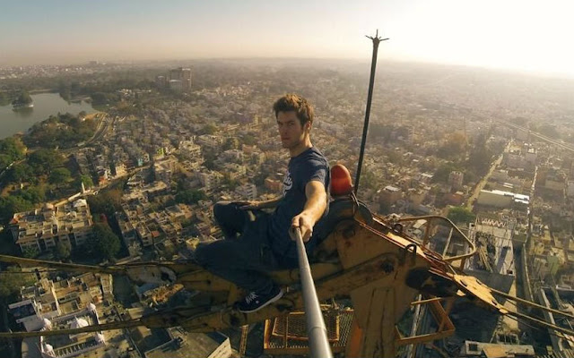 Here Are 6 Of The Most Dangerous Selfies Ever Taken 2