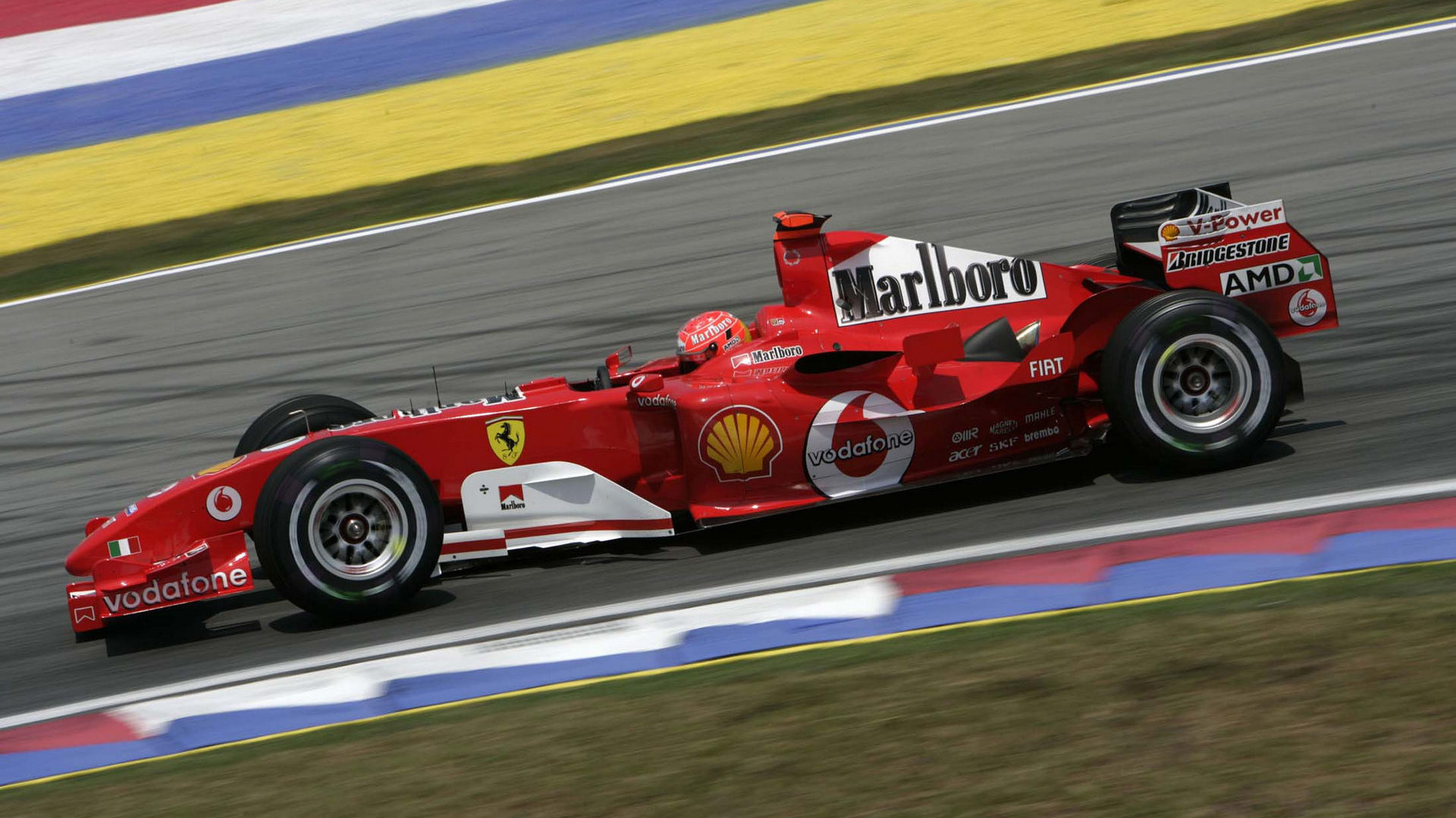Hd Wallpapers 2005 Formula 1 Grand Prix Of Malaysia F1
