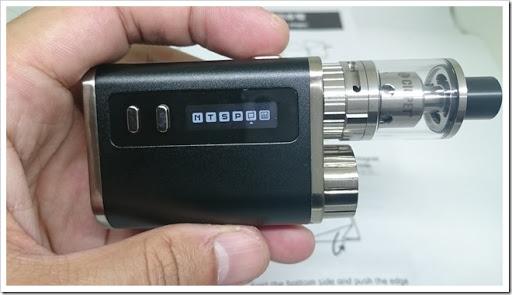 DSC 3244 thumb%25255B2%25255D - 【小型MOD】超マイクロ!?「iJOY CIGPET ANTスターターキット」立ち上がり超高速。iStick Picoをついに超えたMODのレビュー【Nugget,Mini Voltは余裕!】追記・動画追加