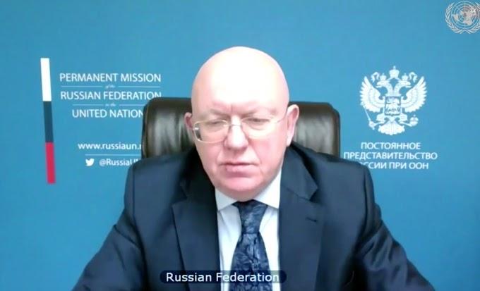 Rusia habla en la ONU de una peligrosa escalada militar en el Sáhara Occidental.