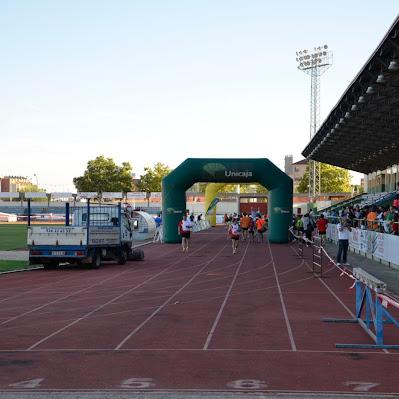 Media Maraton Puertollano 2012 - Fotos de Carrera Mini