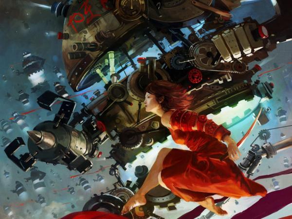 Warrior Mechanical Girl, Fiction 1