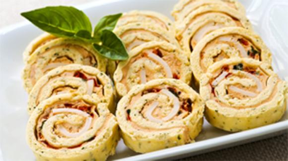 Hinh anh: Sandwich Pinwheel