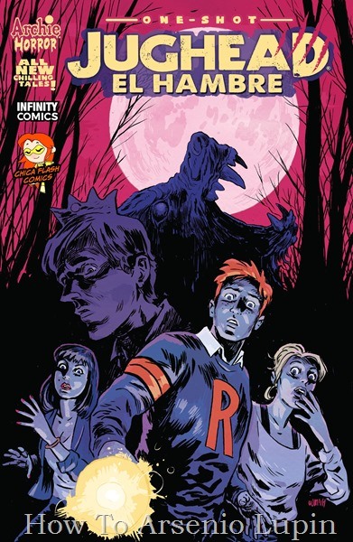 Jughead - the Hunger 001-000