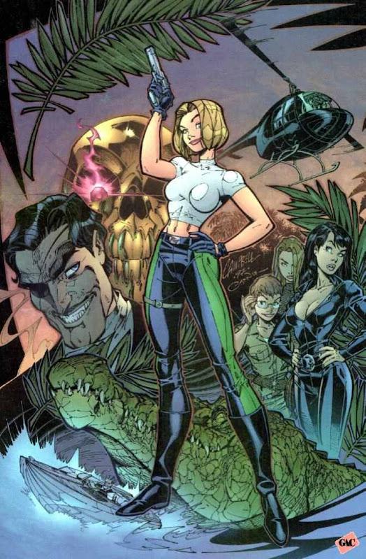 Danger Girl Tdc 1, Warrior Girls 2
