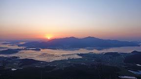 달마산 종주(해남 땅끝마을)  : 2016-03-12