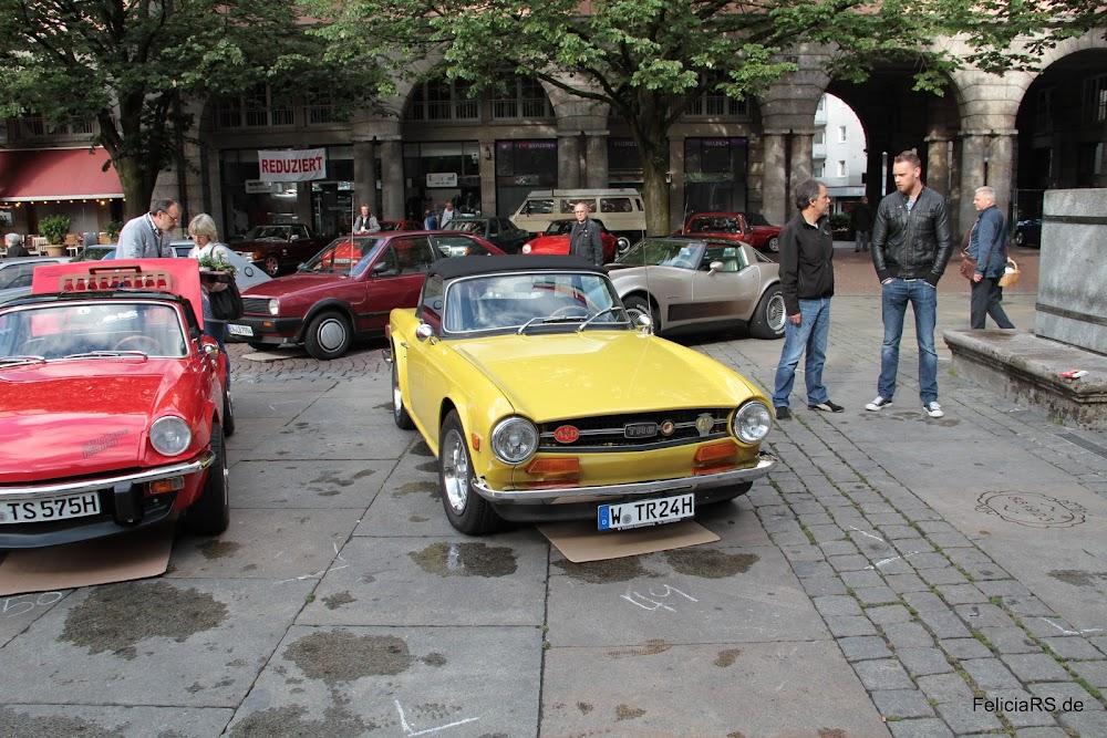 Startnummer 49 Triumph TR 6