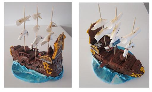 736- Piratenschip taart - kopie.JPG