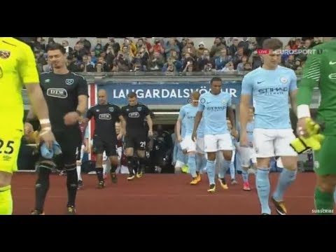 [Video] Manchester City vs West Ham United 3-0 – Highlights & All Goals – Club Friendly (04-08-2017)