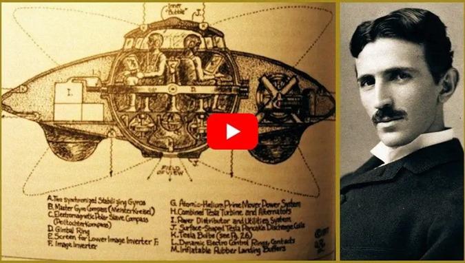 7 tecnologias perdidas de Nikola Tesla que ameaçaram a elite global