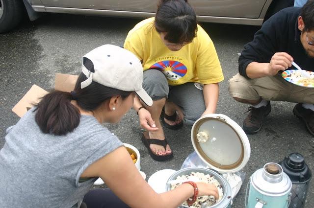 Tibetan Sunday School: Car Wash Fundraiser - IMG_4355.JPG