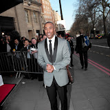 WWW.ENTSIMAGES.COM -  Colin Jackson   arriving at      The Asian Awards at Grosvenor House, 86-90 Park Lane, London April 16th 2013                                            Photo Mobis Photos/OIC 0203 174 1069