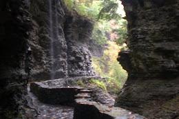 Watkins Glen gorge.