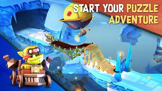 Bridge Builder Adventure MOD (Free Shopping) 7