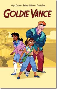 Goldie Vance Volume One graphic novel