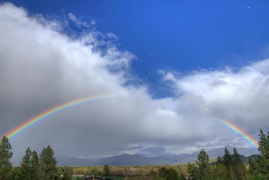 Broken Rainbow Missoula, Montana © Mark Mesenko. Prints available at www.mesenko.com