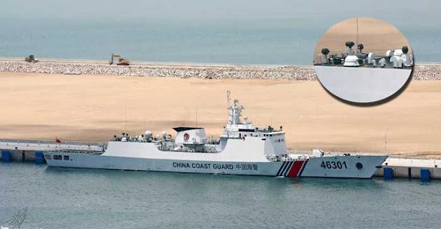 TNI AL: Kapal China Masih Bertahan di Perairan Natuna