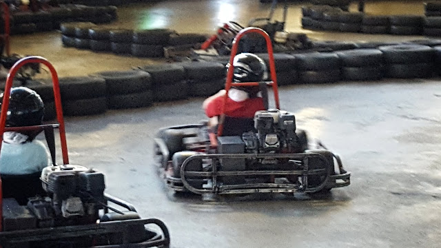 Photo of go karting in Ngaio, Kaiwharawhara, Wellington