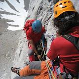 Fotos da saída de escalada do Club Alpino Ourensán ó Urriellu (Asturias), 23 e 24 de xuño de 2012.