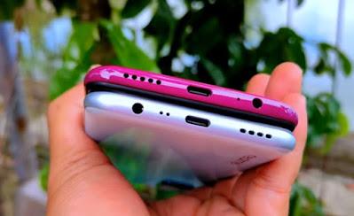 compare smartphone Realme 7i and Redmi Note 9
