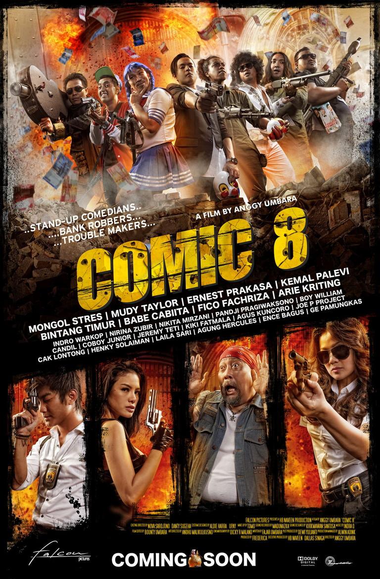 free Download COMIC 8 2014