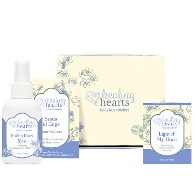 Healing Hearts Comfort Kit