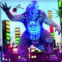Monster Rampage : Smash City Attack icon