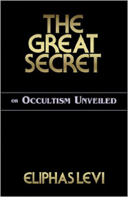 Cover of Eliphas Levi's Book The Great Secret or Occultism Unveiled
