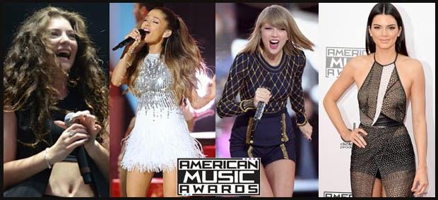 Inilah Daftar Pemenang American Music Awards 2014