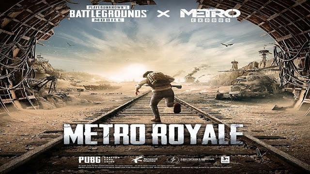 PUBG Mobile Metro Royale 1.1 Güncellemesi: Tüm önemli değişikliklerin listesi
