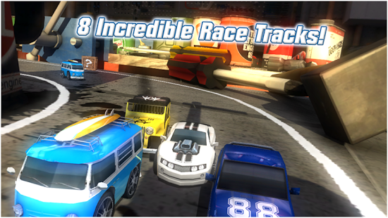 Table Top Racing Premium for Android