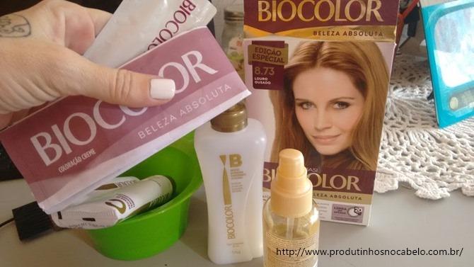 Edição especial Biocolor