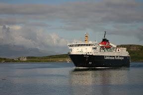 Our CalMac ferry