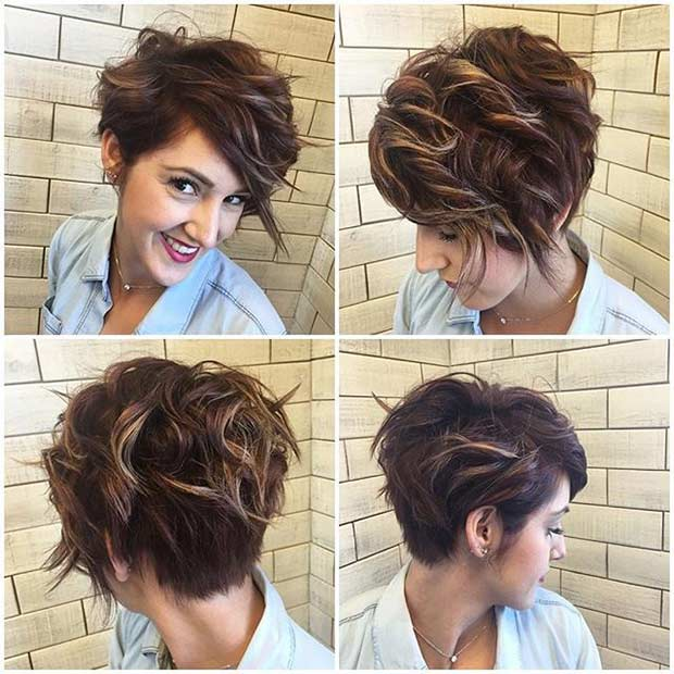 LATEST BEAUTIFUL SHORT AND LONG CUTS PIXIE FOR ATTRACTIVE WOMEN THIS SESSION 2019 8