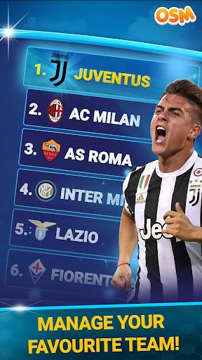 Online Soccer Manager (OSM) - Football Game  screenshots 2