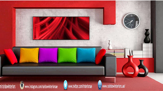 Profile Cover Photo. Profile Photo. Rainbow Interiors