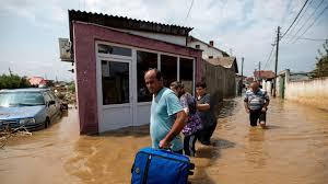 Macédoine : Au moins 20 morts dans de très fortes intempéries