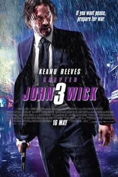 capa John Wick 3 - Parabellum