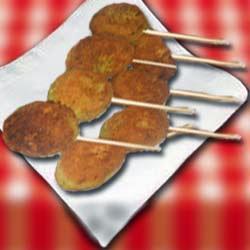 Рецепт приготовления закуска из творога и зеленого горошка