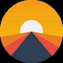 The Sun Ephemeris (Sunset, Sunrise, Moon position) icon