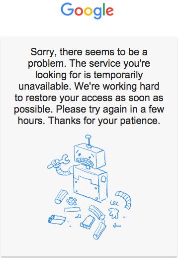 login issues - Gmail Help