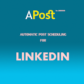 APost: Schedule LinkedIn Post