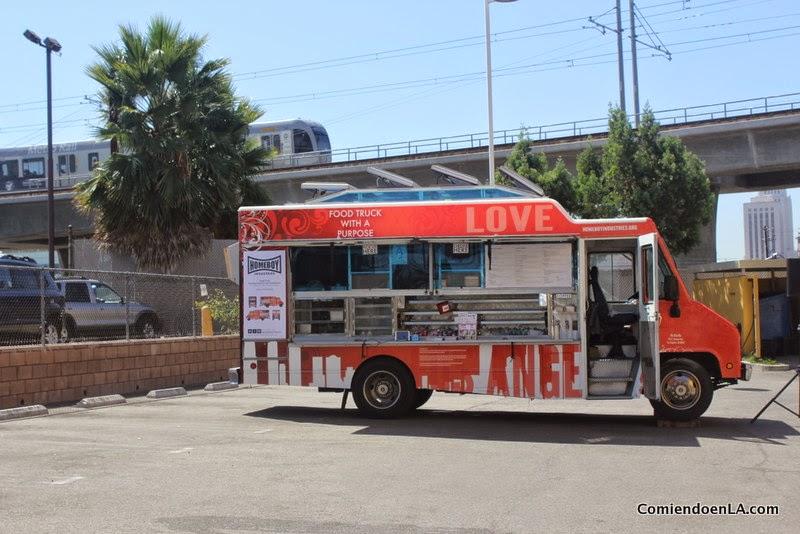 Homeboy Industries Food Truck Comida Con Prop 243 Sito