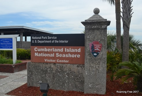 Cumberland Island Visitor Center