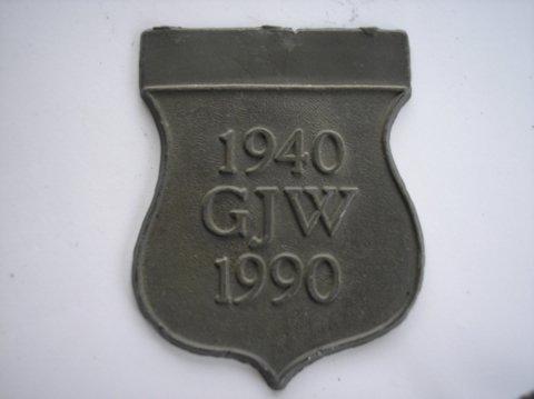 Naam: GJWPlaats: GroningenJaartal: 1940-1990