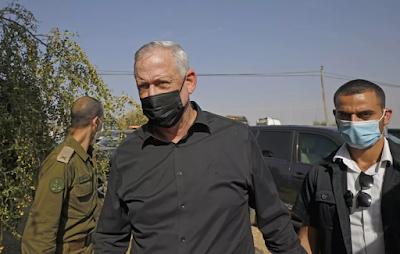 Gantz avalia Israel caminhando para outro turno eleitoral