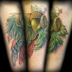 arm acorn - Vegetable & Fruit Tattoos