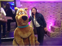 me standing with Scooby Doo