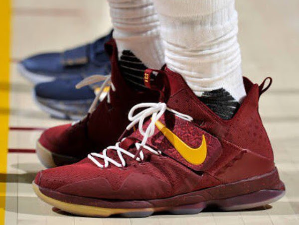 King James Debuts New Nike LeBron 14 Player Exclusives